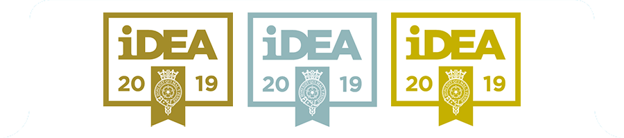 iDEA Bronze, Silver and Gold awards