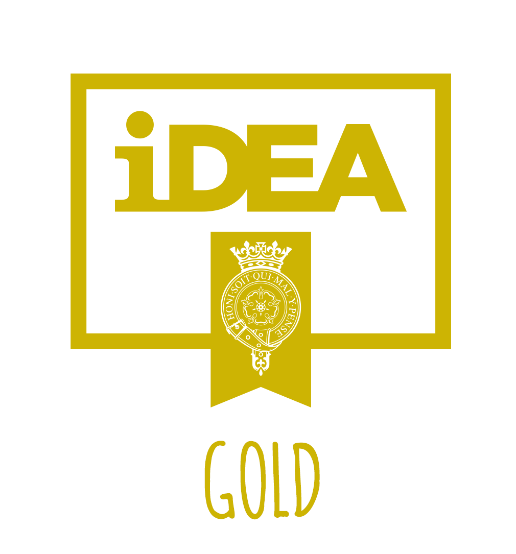 iDEA Gold Award