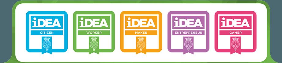 iDEA: Develop digital, enterprise and employability skills for free