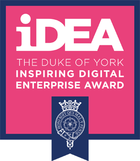 iDEA The Duke of York Inspiring Digital Enterprise Award